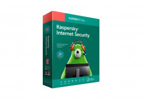 Антивирус Kaspersky Internet Security Russian Edition на 5ПК 12 мес. Base Box