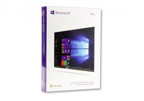 Microsoft Windows 10 Professional 32/64 BOX