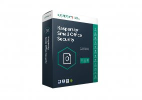 Антивирус Kaspersky Small Office Security на 5 ПК+1 сервер на 12 мес. Base Box